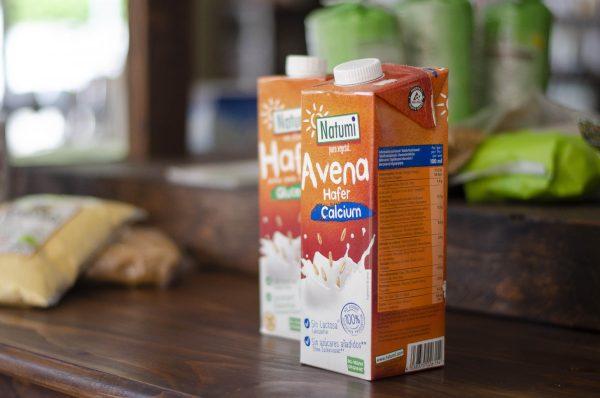 Leche de Avena Natumi Hafer Calcium