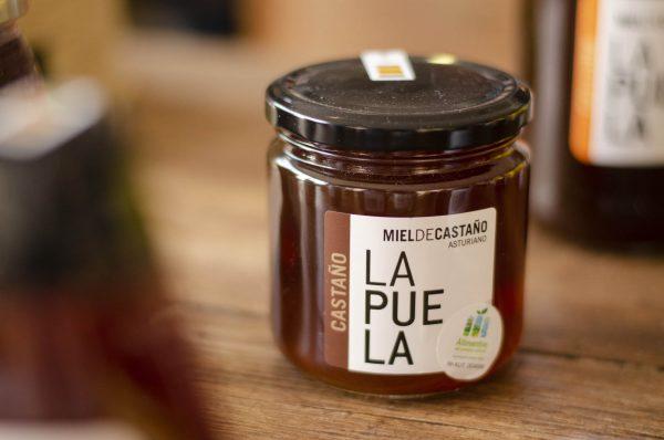 Miel de Castaño Asturiano La Puela. Artdemans Maçanet de la Selva, Girona