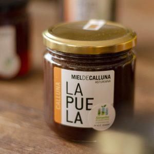 Miel de Calluna Asturiana La Puela. Artdemans Maçanet de la Selva, Girona