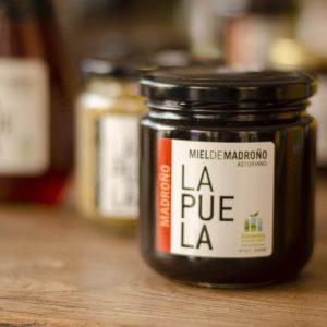 Miel de Madroño Asturiano La Puela. Artdemans, Maçanet de la Selva, Girona