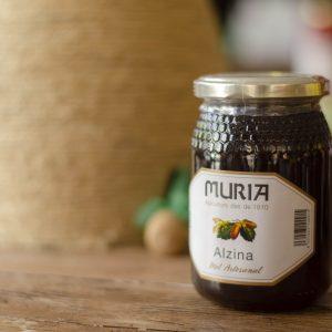 Miel Artesanal Muria Alzina. Artdemans, Maçanet de la Selva, Girona